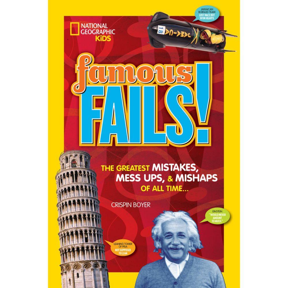 Famous Fails