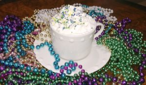 King Cake Coffee Perfect For Mardi Gras!