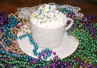 King Cake Coffee Perfect For Mardi Gras!