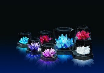 Science Fun At Home With Crystal Growing Kit