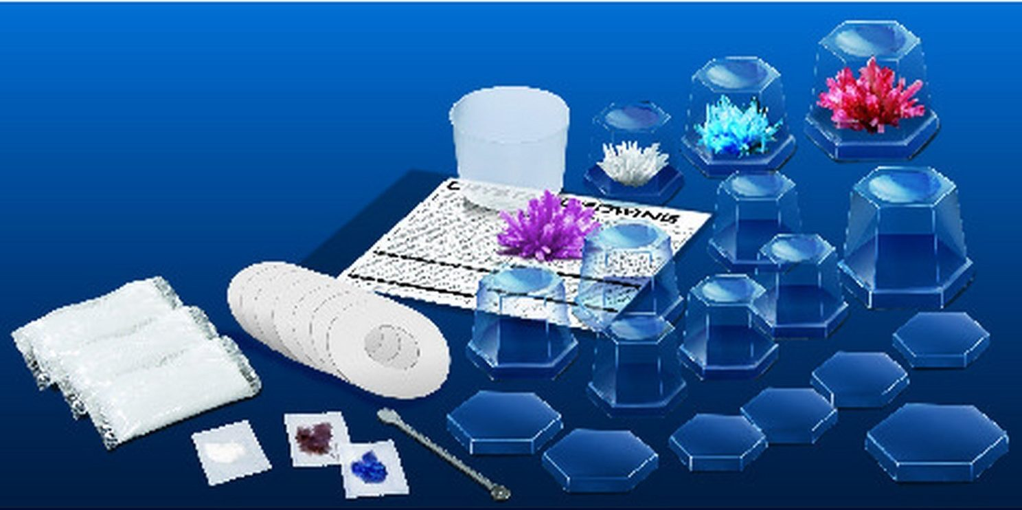 crystal science kit