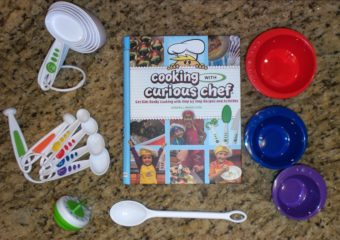 Spring Into Kid-Friendly Cooking With Curious Chef