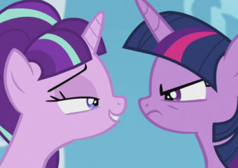 My Little Pony Friendship is Magic: Twilight & Starlight