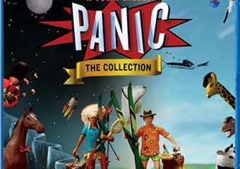 A Town Called Panic: The Collection DVD Giveaway