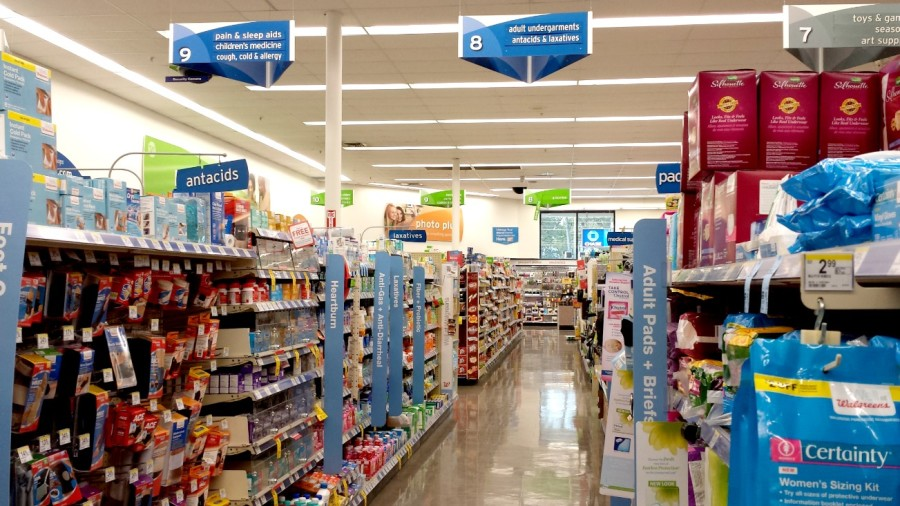 Walgreens is the nation's leading drugstore chain offering all the essentials, from vitamins and medication to household items and electronics.