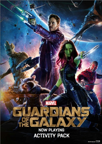 Guardians Of The Galaxy  Review For Kid Friendly