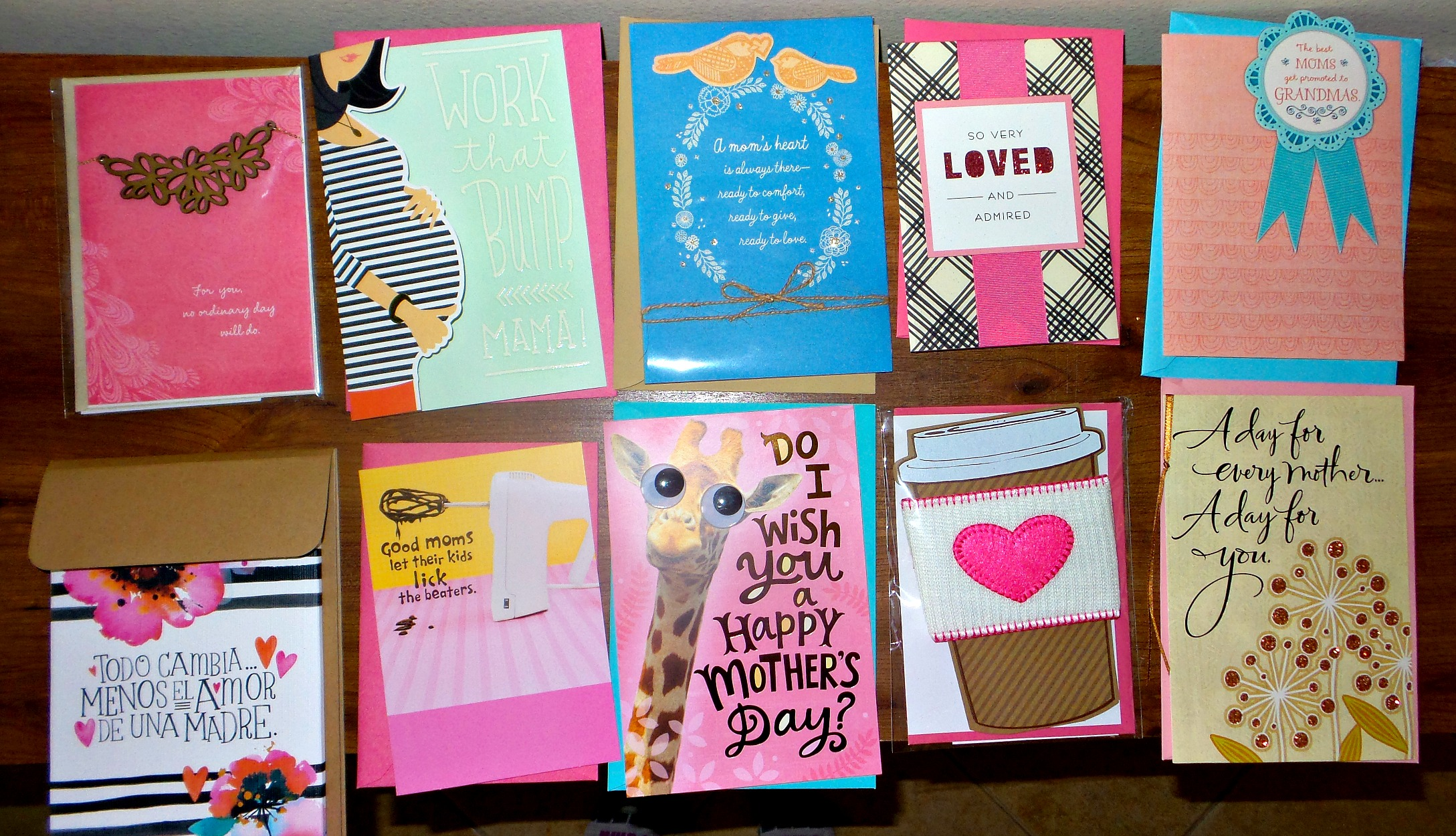 Hallmark Cards Mother S Day Giveaway Family Fun Journal
